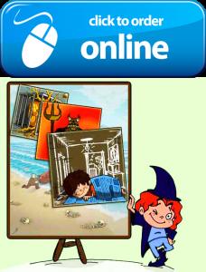 order online cartoon caricature comicstrip mahnaz yazdani